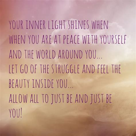 Your Inner Light by Inner Light Quotes Quotesgram