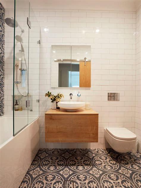 Houzz Bathroom Tiles by Small Bathroom Floor Tile Houzz