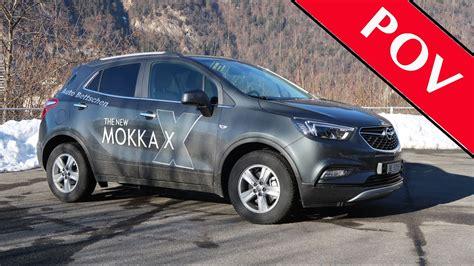 opel mokka automatik benziner 2017 opel mokka x excellence 1 4l turbo 4x4 automatik