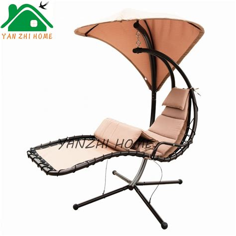 chaise suspendu best products hanging chaise lounger chair arc stand air
