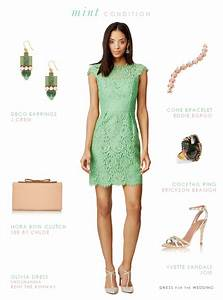 mint lace dress With green dress for a wedding guest
