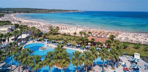 hipotels hotel mediterraneo playa de sa coma mallorca