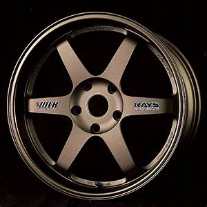 Volk Racing TE37: One of the lightest and most popular ...