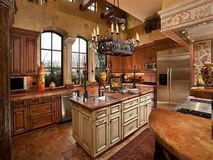 Mediterranean Flooring Ideas Mediterranean Kitchen Design
