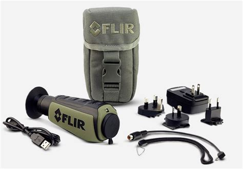 Scout II Thermal Handheld Camera | FLIR Systems