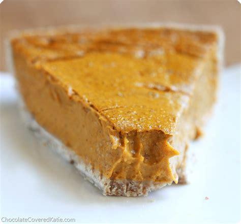 Pumpkin Pie Without Crust Healthy by Healthy Pumpkin Pie The Creamiest Pie You Ll Ever Taste