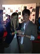 Josh Blaylock and Joha...Johanna Braddy Drake And Josh