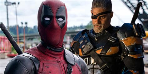 Why Deathstroke And Deadpool Are So Similar