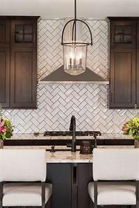 50 white herringbone backsplash tile in style
