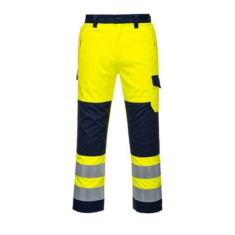 Portwest augstas redzamības un ugunsdrošas bikses - Ugunsdrošs apģērbs - Darba apģērbu katalogs ...