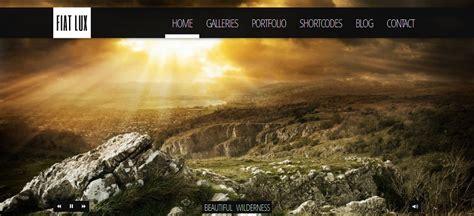theme fiat lux background themes fullscreen demo