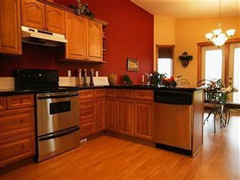 orange kitchen cabinets orange kitchens with cherry cabinets and stainless steel