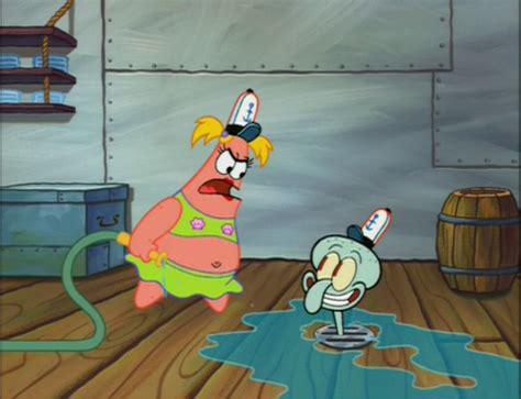 spongebuddy mania spongebob episode   lady