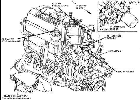 Ford F 150 Distributor Diagram by Schematics And Diagrams Ford Ignition Module