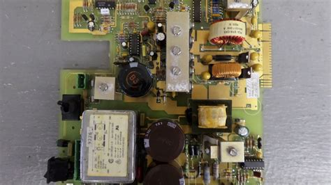 Removing Electrolytic Capacitors From Circuit Board