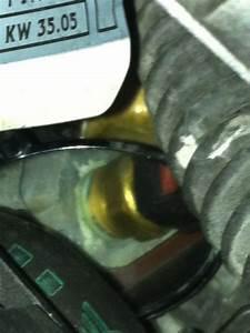 Coolant Leaking At Temp Sensor