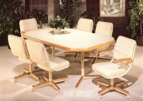 Chromcraft Furniture Dining Sets by Pin By Dinette On Dining Sets