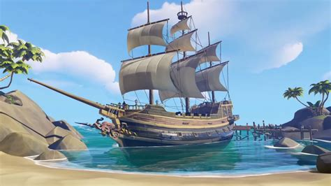 Small Boat Ylands by Sea Of Thieves Trailers Xbox One Ign