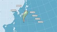 東北風減弱各地多雲到晴 颱風白海豚朝日本前進│TVBS新聞網