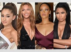 'FHM' Thinks Ariana Grande Is Sexier Than Beyonce And Rihanna