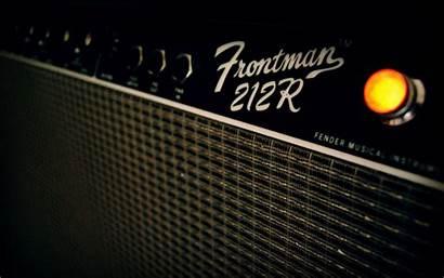 Amp Fender Wallpapers Guitar Amplifier Frontman Desktop