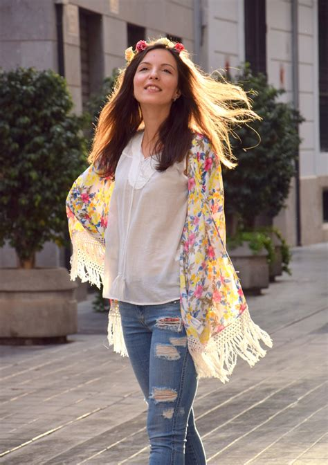 Boho chic outfit. Twists for perfect bohemian style by Style Advisor