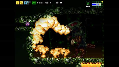Am2r Another Metroid 2 Remake Omega Metroid Battle