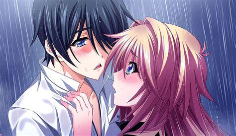 foto de manga sous la pluie
