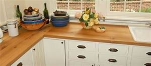 Countertops, Table Tops, and Bar Tops - Wood Kitchen