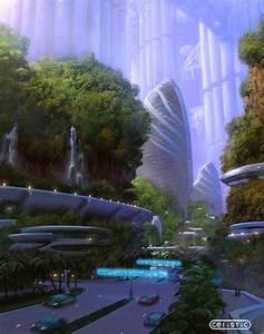 Celisticar, Future City, futuristic architecture, future ...
