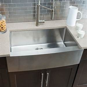 Hahn Farmhouse Single Bowl Kitchen Sink Lowe39s Canada