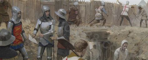 the siege of harfleur studio 88 limited harfleur detail image