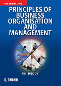 Principles of Business Management Textbook