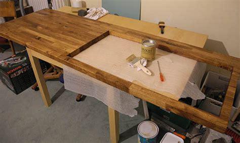 comment poser un plan de travail cuisine peinture resine pour plan de travail meilleures images d