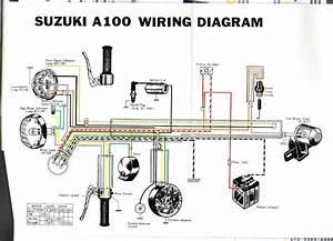 Suzuki A100 Owner U0026 39 S Manual