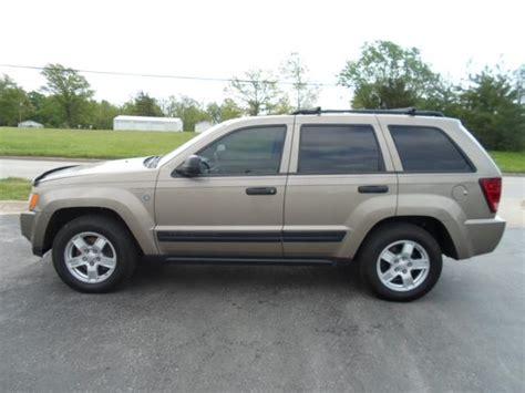 tan jeep grand cherokee 2005 jeep grand cherokee laredo snelling auto plaza