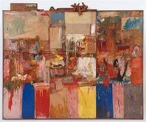 Robert Rauschenberg, Collection, 1954/1955 · SFMOMA