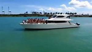 Miami Party Boat Busted and Owner Charged with Operating ...