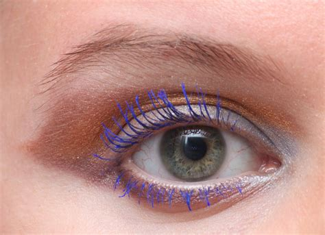 die zauberin zebulon copper turquoise eye makeup