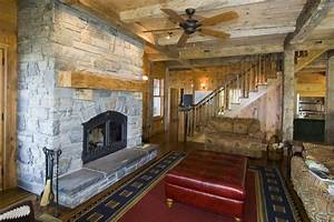 hand hewn barn beam mantels traditional living room With barn beam mantels for sale