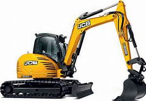 Jcb 8085 Midi Excavator Service Repair Manual