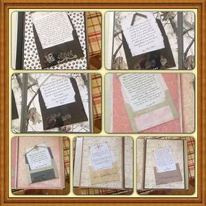 letters to the bride book scrapbooking pinterest the With letters to the bride scrapbook