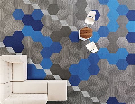hexagon carpet tile 3rings hexagon by shaw contract 3rings