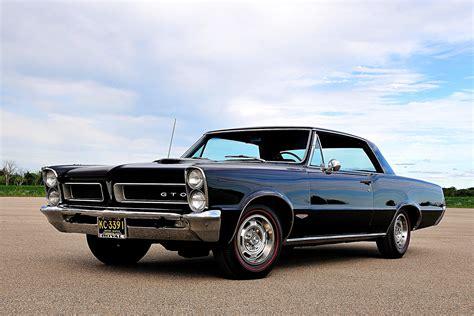5,000-mile Unrestored 1965 Pontiac Gto Was A Dragstrip