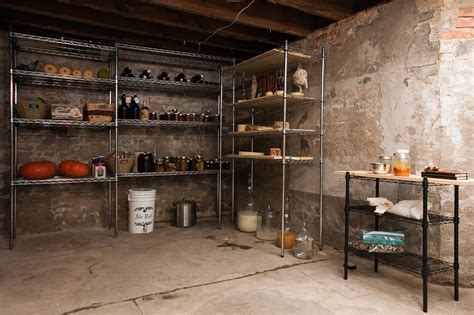 A Root Cellar, Wine Cellar, Cheese Cave, Man Cave Remake