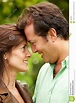 Happy couple face to face stock image. Image of bonding - 4624209