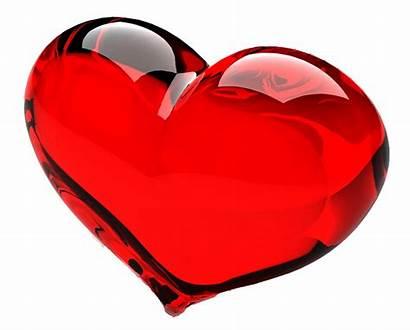 Heart Glass Transparent Hearts Broken 3d Graphic