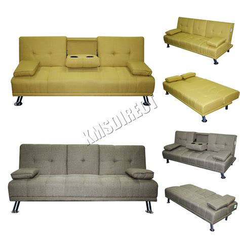 modern sofa beds for sale foxhunter fabric manhattan sofa bed recliner 3 seater