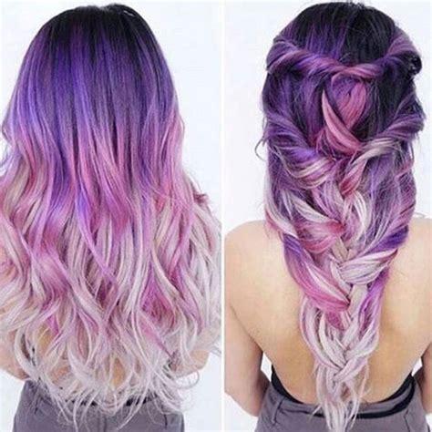 light purple hair dye best ombre hair 41 vibrant ombre hair color ideas