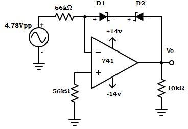 Voltage Limiter Schmitt Trigger Questions Answers